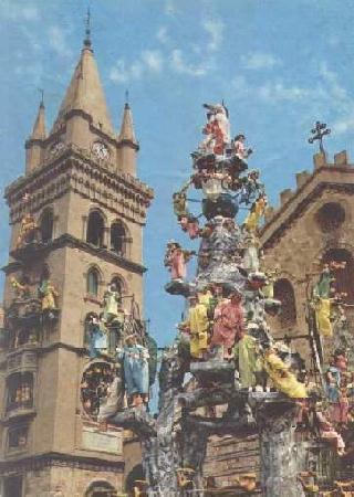 Il Folclore a Messina